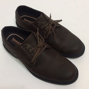 Timberland smart comfort Oxford shoes. 8M